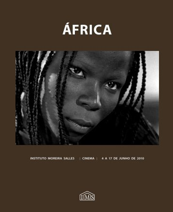 ÁFRICA - Instituto Moreira Salles