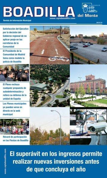 Descárguese la revista completa en formato PDF Noviembre 2012