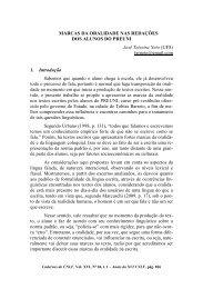 72. marcas da oralidade nas redações dos alunos do preuni
