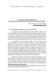 33. o uso do texto literário no ensino de espanhol como ... - CiFEFiL