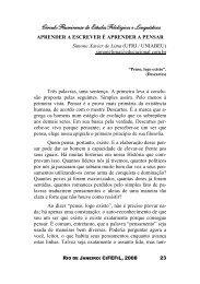 Círculo Fluminense de Estudos Filológicos e Linguísticos - CiFEFiL