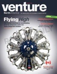 Venture Magazine - Gregorash Aviation