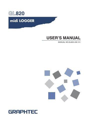 USER'S MANUAL - DATAQ Instruments