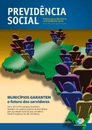 publicação - Ministério da Previdência Social