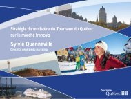 Diapositive 1 - Québec maritime
