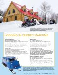 On the Trails with S.A.M. - Québec maritime - Page 5