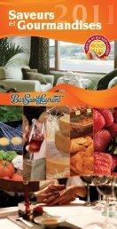 Téléchargez la brochure 2011 - Québec maritime
