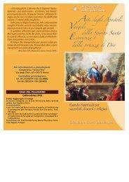 Esercizi spirituali per sacerdoti - Rinnovamento nello Spirito Santo