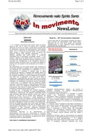 Page 1 of 3 NewsLetter RnS 22/05/2012 http://www.rns-italia.it/NL ...