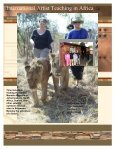 International Known Artist, Carolyn Nelson, AAWA, at LOVBOTSWANA Maun, Botswana - Page 4