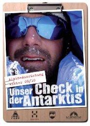 Alpin-Ausrüstung Winter 09/10 - ACE: Importeur (Schweiz)