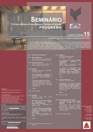 Programa - Conservatório de Música do Porto
