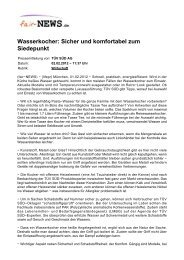 Wasserkocher: Sicher und komfortabel zum Siedepunkt - Fair-news.de