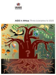 AIDS in Africa - HIV/AIDS Clearinghouse - Unesco