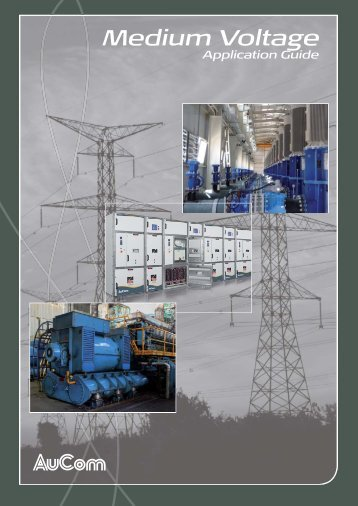 Medium Voltage Application Guide