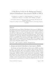 Holmes et al., 2009 - Submillimeter Wave Astrophysics at Caltech
