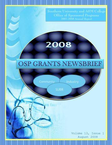 08 Newsbrief - Southern University at Baton Rouge