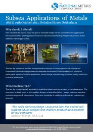 view flyer - Subsea UK