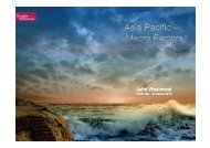 Asia Pacific Developments - Douglas Westwood - John ... - Subsea UK