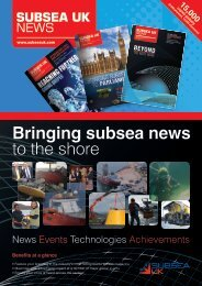 to view the media pack. - Subsea UK
