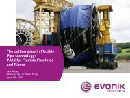 The Cutting Edge in Flexible Pipe Technology - Subsea UK