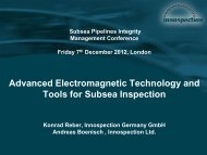 Innospection Overview in short - Subsea UK
