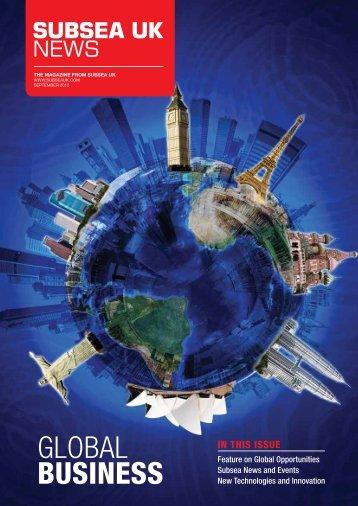 GLOBAL BUSINESS - Subsea UK