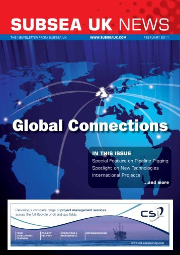 Global Connections - Subsea UK