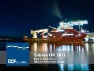 Kevin Moran - DOF Subsea - Subsea UK
