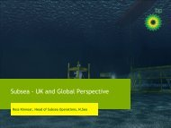 Subsea - UK and Global Perspective - FINAL