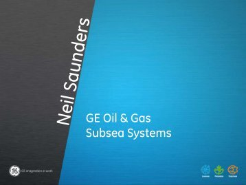 Subsea Systems - Subsea UK