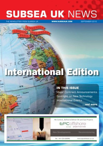 International Edition - Subsea UK