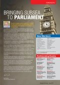 BRINGING SUBSEA TO PARLIAMENT - Subsea UK - Page 3