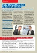 BRINGING SUBSEA TO PARLIAMENT - Subsea UK - Page 6