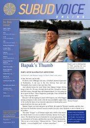 September 2011 - Subud Voice