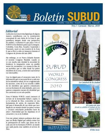 Editorial - Subud World News