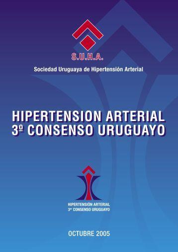 3er Consenso Uruguayo sobre Hipertensión Arterial - Sociedad ...
