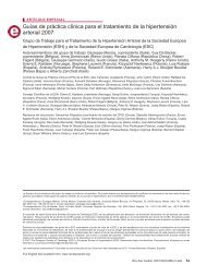 European Society of Cardiology. 2007 Guidelines for the ...