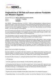 Unglaubliche 6 TB Platz auf neuer externer Festplatte von Western ...