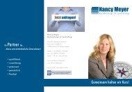 Nancy Meyer Buchhaltung & Controlling - Suche Buchhalter