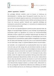 Alkohol – Jugendschutz – Testkäufe - Sucht-Hamburg