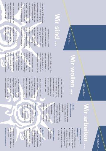 allgemeiner Folder - Fachstelle für Suchtprävention NÖ
