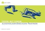 Leben mit einem alkoholabhängigen Partner - Sucht Schweiz