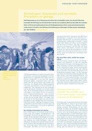 Partydrogen: Szenenahe und vernetzte Prävention ... - Sucht Schweiz