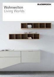 Wohnwelten Living Worlds - Sudbrock