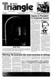 1991, February - Sudbury Museums