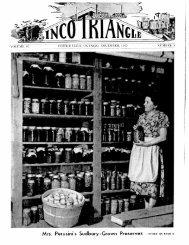 Mrs. Perusini's Sudbury-Grown Preserves (STORY ON PAGE 4)