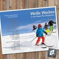 Weiße Wochen in den Alpen Plus Skigebieten