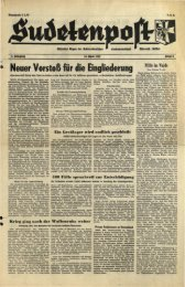 Ausgabe 8 - Sudetenpost