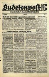 Ausgabe 11 - Sudetenpost